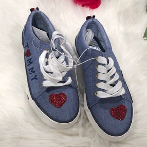 Brand new kids Tommy shoes